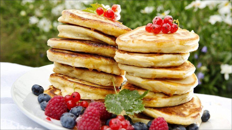 Pancake sentences
