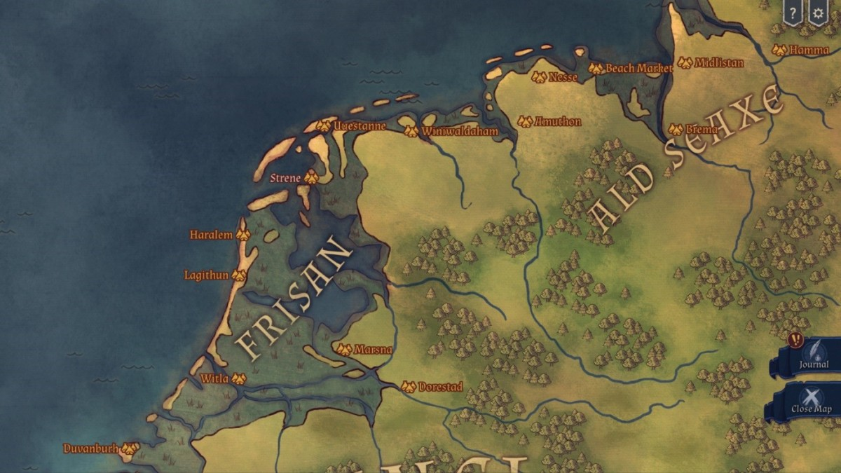 Between Bunnan and Boulogne: Old Dutch in Spanish video game